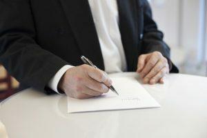 Oświadczenie członka zarządu o niekaralności
